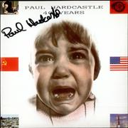 Click here for more info about 'Paul Hardcastle - 40 Years - Autographed'