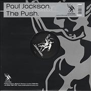 Click here for more info about 'Paul Jackson - The Push'
