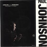 Click here for more info about 'Paul Johnson - Are We Strong Enough'