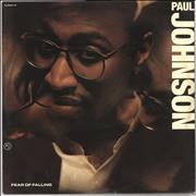 Click here for more info about 'Paul Johnson - Fear Of Falling'