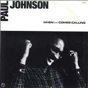 Click here for more info about 'Paul Johnson - When Love Comes Calling'