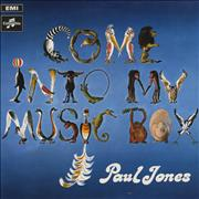Click here for more info about 'Paul Jones - Come Into My Music Box - stereo'