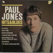 Click here for more info about 'Paul Jones - Hits And Blues'