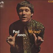 Click here for more info about 'Paul Jones - My Way'