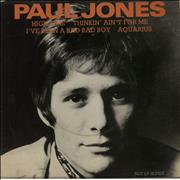 Click here for more info about 'Paul Jones - Paul Jones EP - A Label'