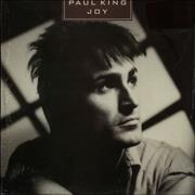 Click here for more info about 'Paul King - Joy - Sealed'