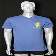 Click here for more info about 'Paul McCartney and Wings - 1989 Tour - Local Crew Blue T-shirt'