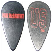 Click here for more info about 'Paul McCartney and Wings - 2005 US Tour - Guitar Plectrum'
