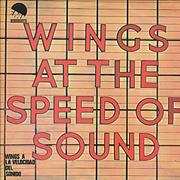 Click here for more info about 'Paul McCartney and Wings - A La Velocidad Del Sonido'