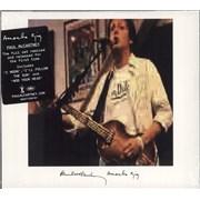Paul McCartney and Wings Amoeba Gig - Sealed UK CD album