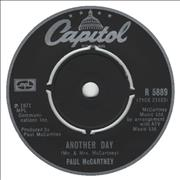 Click here for more info about 'Paul McCartney and Wings - Another Day - 3rd'