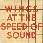 Click here for more info about 'Paul McCartney and Wings - At The Speed Of Sound - EX'