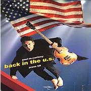 Click here for more info about 'Paul McCartney and Wings - Back In The U.S.'