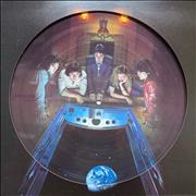 Paul McCartney and Wings Back To The Egg UK picture disc LP Promo
