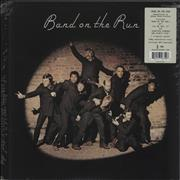 Paul McCartney and Wings Band On The Run - 180gram Vinyl + Sealed UK vinyl LP