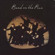 Paul McCartney and Wings Band On The Run USA vinyl LP