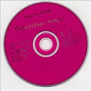 Click here for more info about 'Paul McCartney and Wings - Beautiful Night'