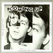 Click here for more info about 'Paul McCartney and Wings - Coming Up - P/S'