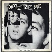 Click here for more info about 'Paul McCartney and Wings - Coming Up'