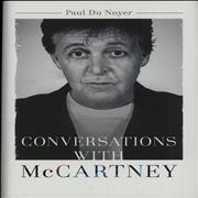 Paul McCartney and Wings Conversations With McCartney UK book