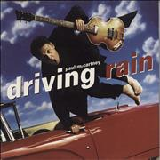 Click here for more info about 'Paul McCartney and Wings - Driving Rain + Slipcase'
