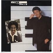 "Paul McCartney and Wings Ebony & Ivory - shrink UK 12"" vinyl"