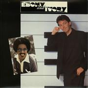 Click here for more info about 'Paul McCartney and Wings - Ebony And Ivory - Four Prong'