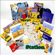 Paul McCartney and Wings Egypt Station - Travellers Edition Suitcase UK box set