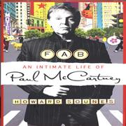 Click here for more info about 'Paul McCartney and Wings - FAB - An Intimate Life Of Paul McCartney'
