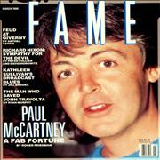 Click here for more info about 'Paul McCartney and Wings - Fame - March 1990'