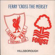 Click here for more info about 'Paul McCartney and Wings - Ferry 'Cross The Mersey - Hillsborough + Sleeve'