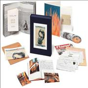 Paul McCartney and Wings Flaming Pie - Deluxe Edition UK cd album box set