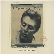 Paul McCartney and Wings Flaming Pie - EX UK vinyl LP