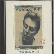 Click here for more info about 'Paul McCartney and Wings - Flaming Pie - Promo Stickered'