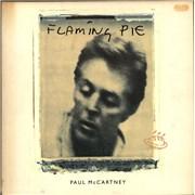 Paul McCartney and Wings Flaming Pie - VG/EX UK vinyl LP