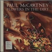 Click here for more info about 'Paul McCartney and Wings - Flowers In The Dirt - 180gram + Sealed'