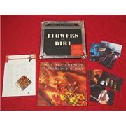 Paul McCartney and Wings Flowers In The Dirt - CD Set - EX UK box set