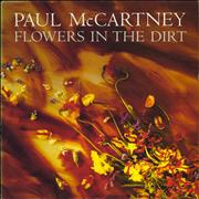 Click here for more info about 'Paul McCartney and Wings - Flowers In The Dirt - VG'
