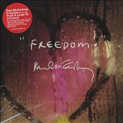 Click here for more info about 'Paul McCartney and Wings - Freedom/From A Lover To A Friend'