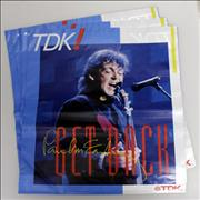 Click here for more info about 'Paul McCartney and Wings - Get Back Carrier Bag - Quantity Of 6'