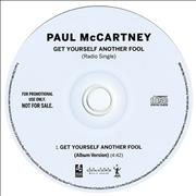 Click here for more info about 'Paul McCartney and Wings - Get Yourself Another Fool'