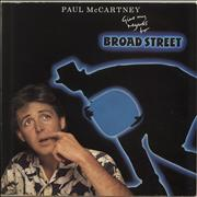 Click here for more info about 'Paul McCartney and Wings - Give My Regards To Broad Street - Factory Sample'