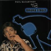 Paul McCartney and Wings Give My Regards To Broad Street Netherlands vinyl LP