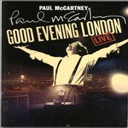 Click here for more info about 'Paul McCartney and Wings - Good Evening London'