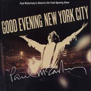 Click here for more info about 'Paul McCartney and Wings - Good Evening New York City'