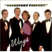 Click here for more info about 'Goodnight Tonight - p/s'