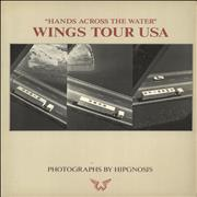 Click here for more info about 'Hands Across The Water: Wings Tour USA'