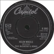 Click here for more info about 'Paul McCartney and Wings - Helen Wheels - Capitol'