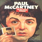 Click here for more info about 'Paul McCartney and Wings - In His Own Words'