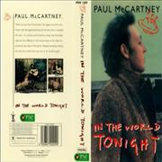 Click here for more info about 'Paul McCartney and Wings - In The World Tonight'